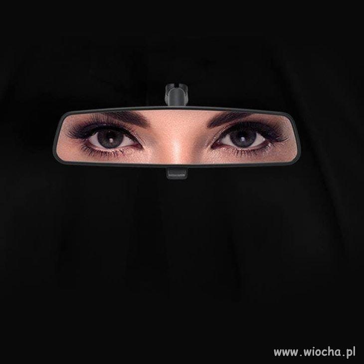 Reklama Forda w Arabii Saudyjskiej