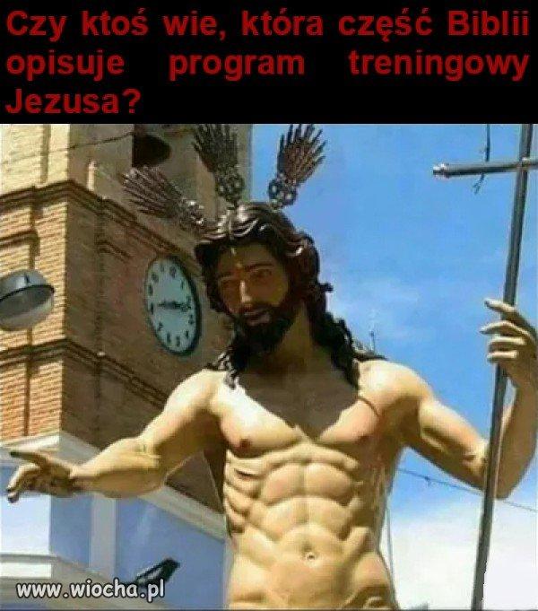 Program treningowy