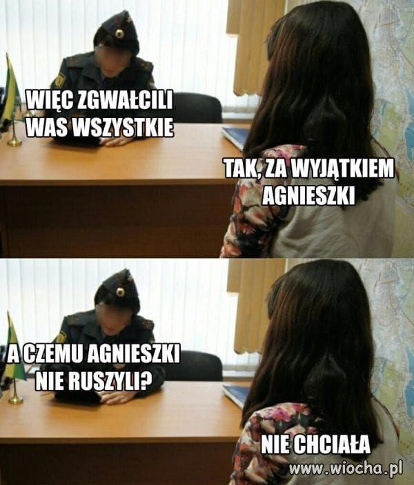 Bo Agnieszka
