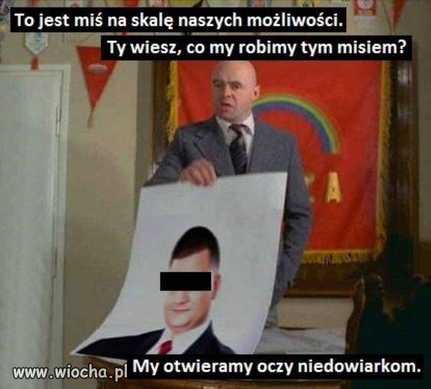 No to huzia