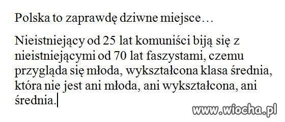 Polska to fajny kraj