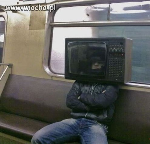 Czlowiek-telewizor