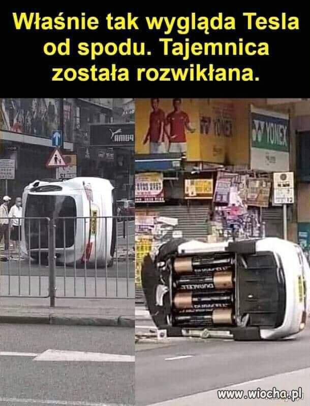 Samochodzik na baterie