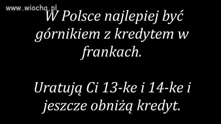 Gornik-w-Polsce