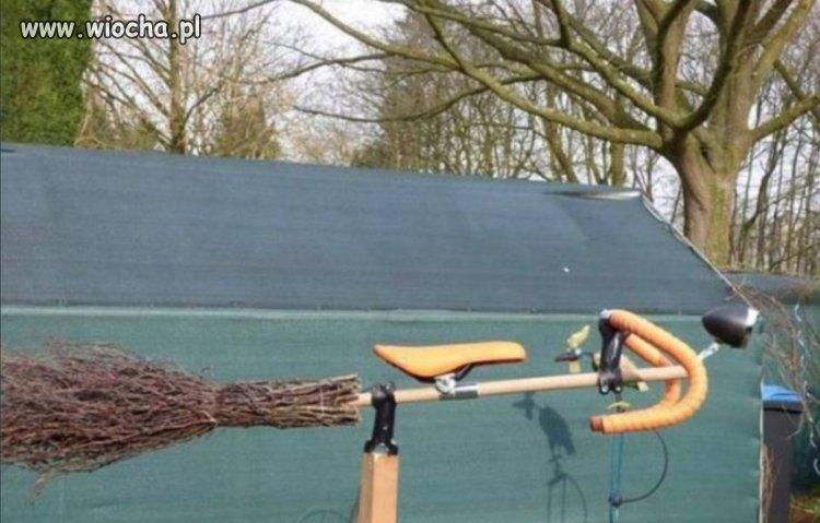 Czyj to rower?
