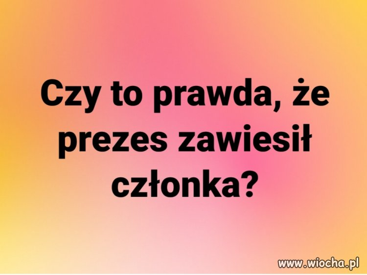 Prezes ***