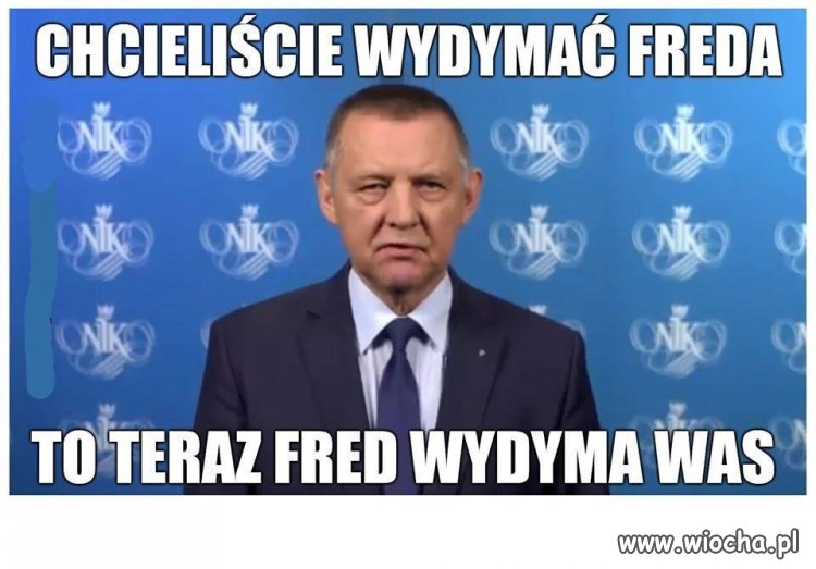 Fred w akcji