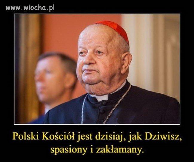 Polski--kosciol-jak-Dziwisz