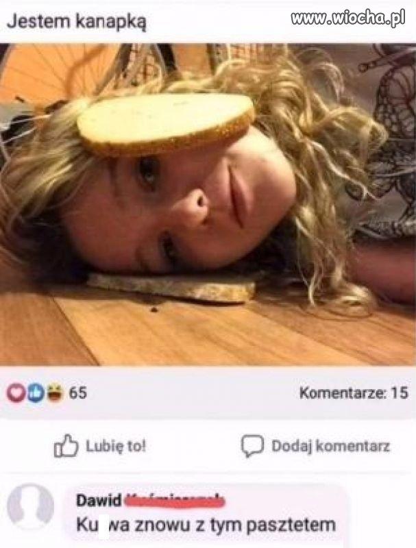 Jestem-kanapka