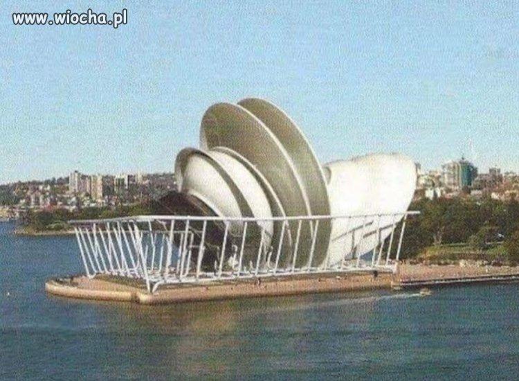 Zapraszam do Sydney Opera House...
