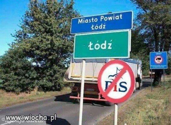 Nowy znak drogowy?