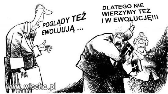 Ewolucja-pogladow