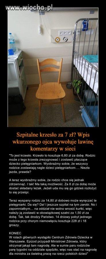 Szpitalne-krzeslo