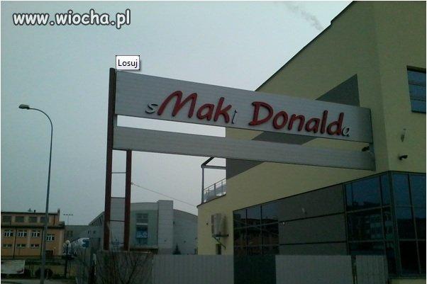 Mak Donald