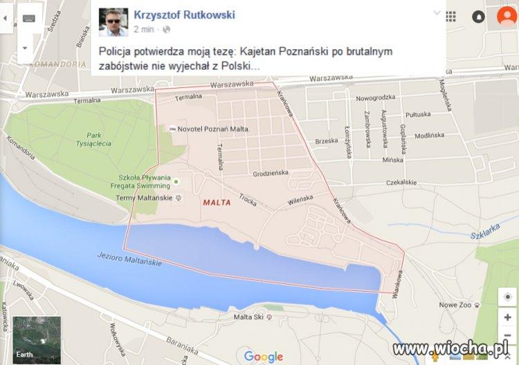 Najlepszy polski detektyw - Rutkowski