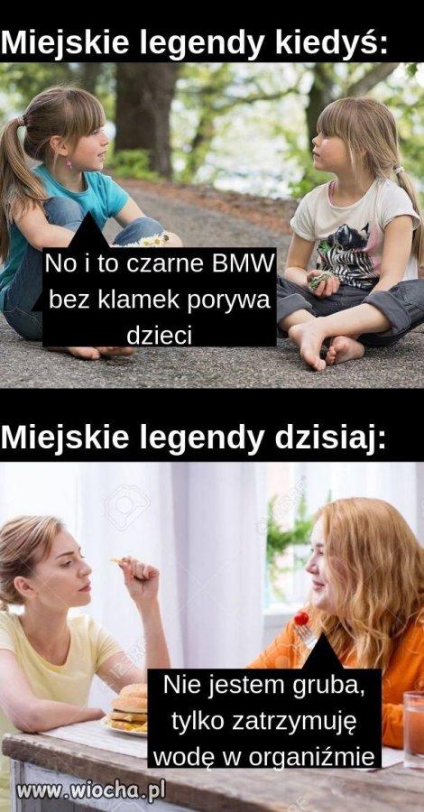 Miejskie legendy