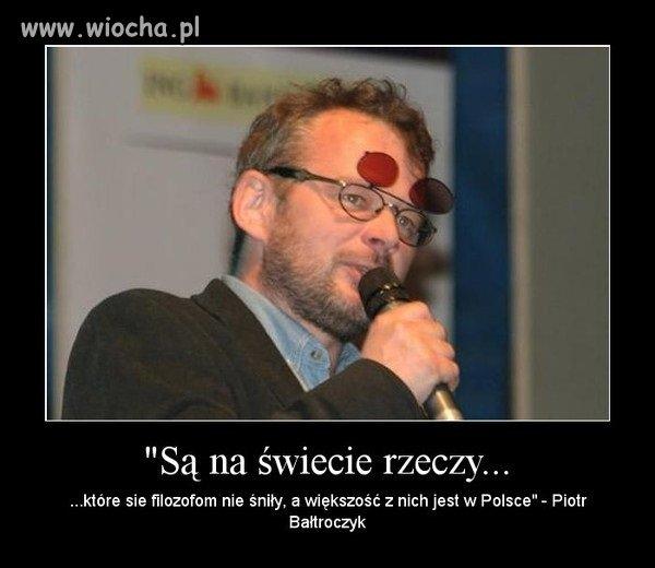 W Polsce...