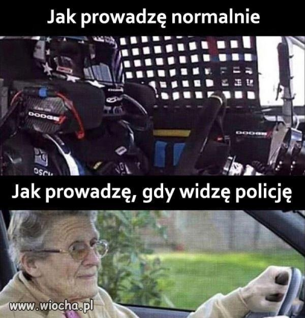 Prowadzenie samochodu