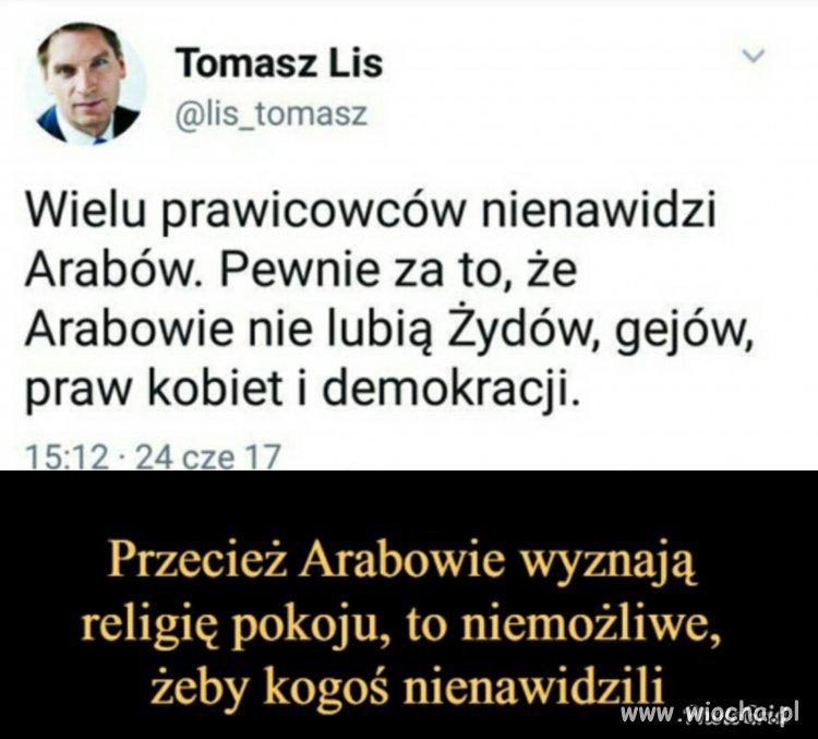 Lis vs. wujek Staszek mistrz ostrej riposty.
