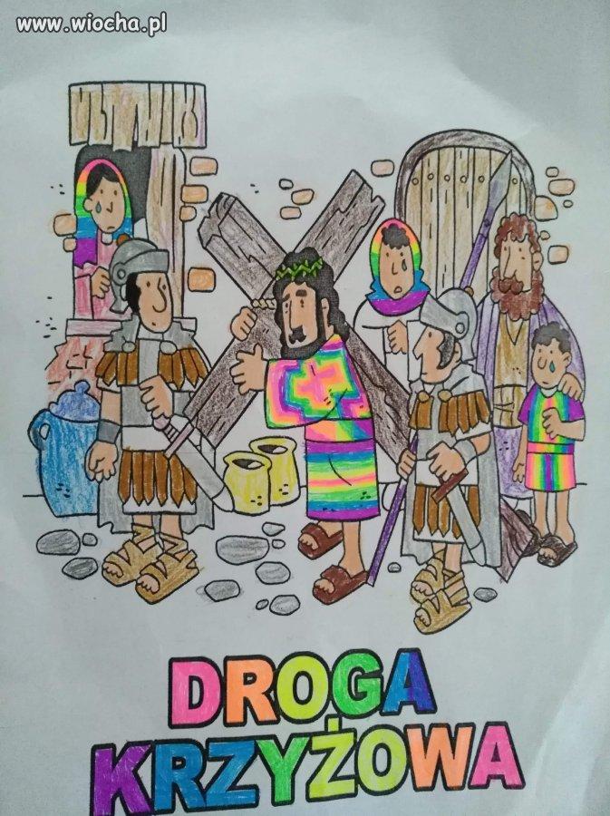Ksiadz-zadal-kolorowanke-na-lekcji-religii
