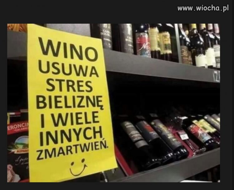 Zalety wina