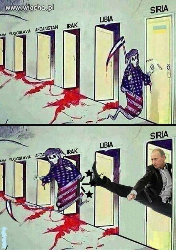 Nie tym razem USA