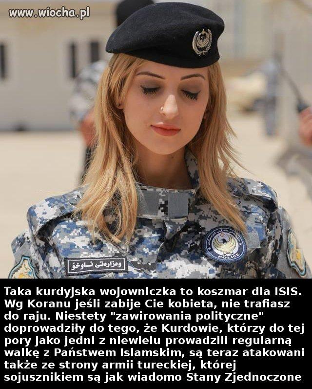 Koszmar dla ISIS?
