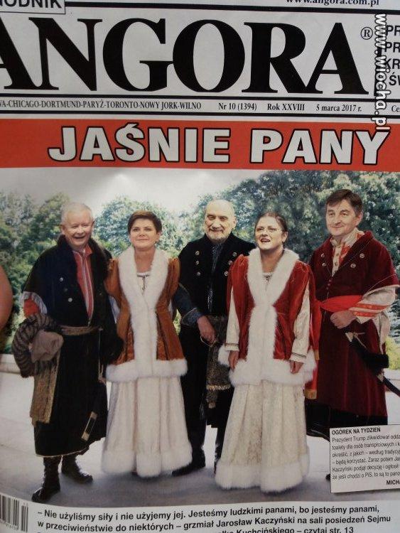 JASNIE-PANY