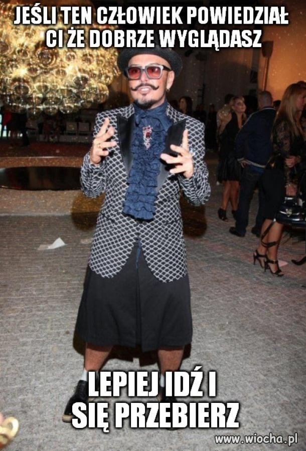 Kreator mody...