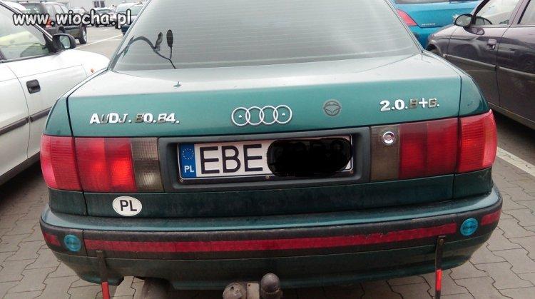 Nowy model Audi