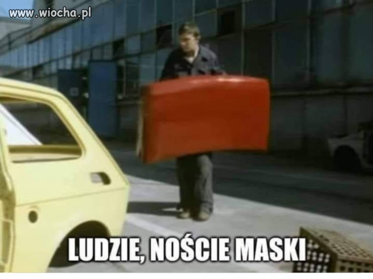 Narodzie-Pamietaj-zawsze-nos-maske