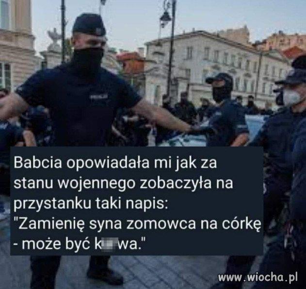 Polska historia, kolem sie toczy?