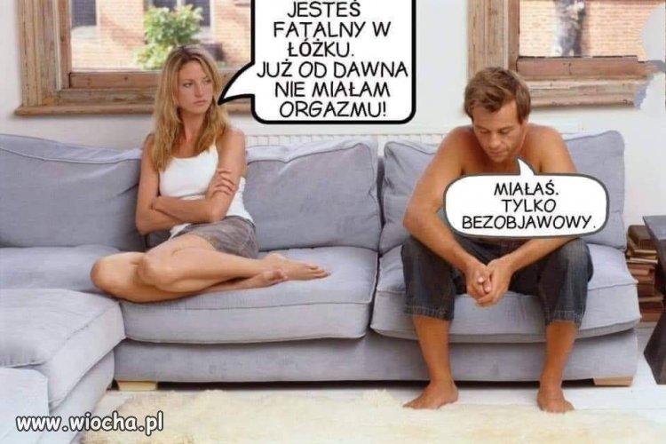 Orgazm bezobjawowy