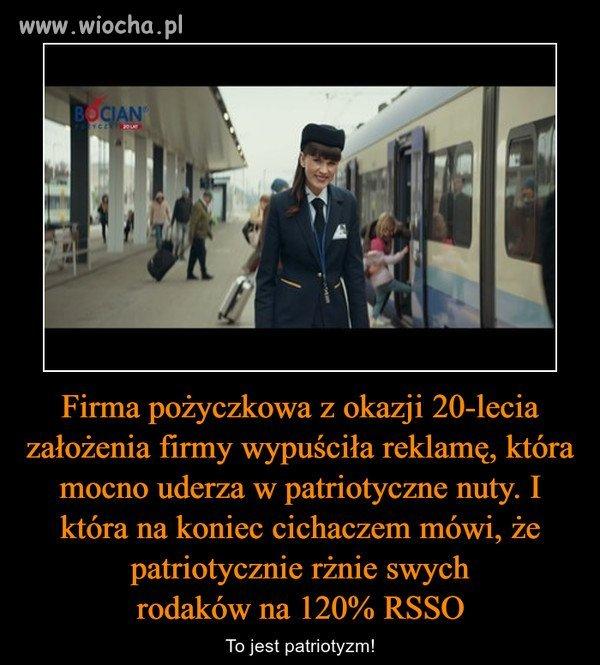 Patriotyzm lv Bocian