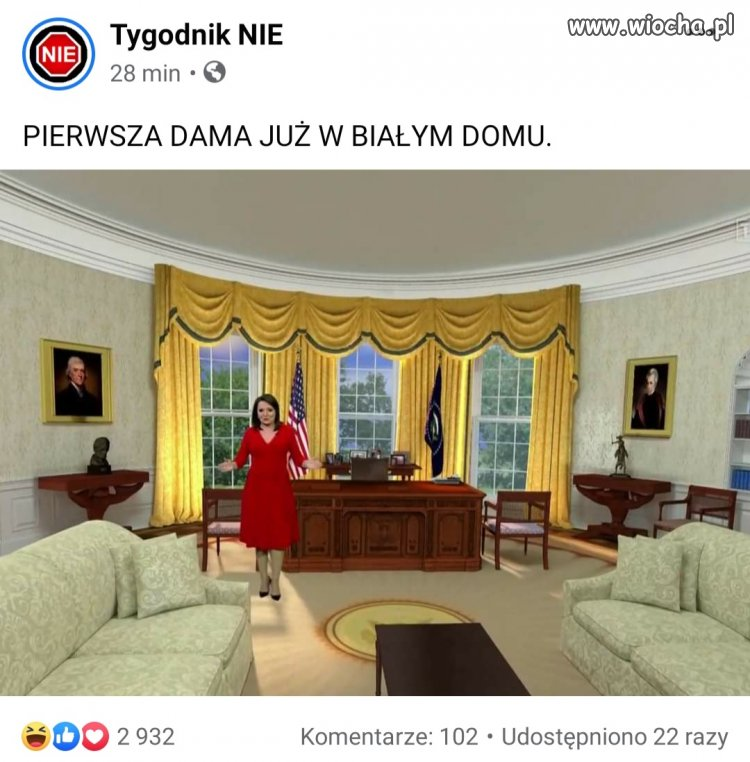 Pierwsza-dama-juz-w-Bialym-Domu