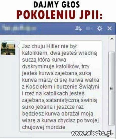 JPII na 100%