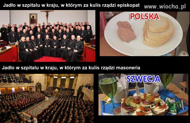 Straszenie masonami