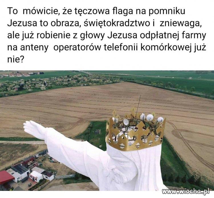 Bo to nasz Jezus