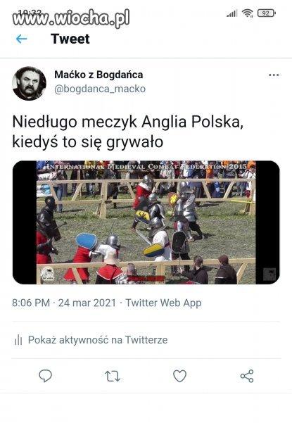 Anglia:Polska