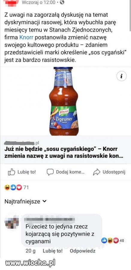 Knorr i rasizm