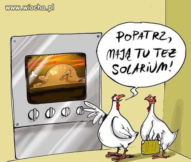 Solarium...