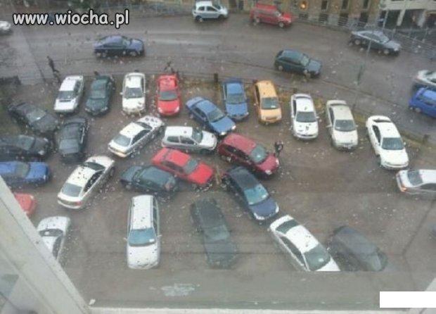 Perfekcja parkowania