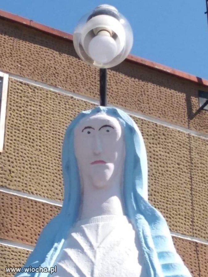 Katolikow-obraza--Matka-Boska-w-teczowej-aureoli